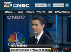 Max Ganik at CNBC Fast Money